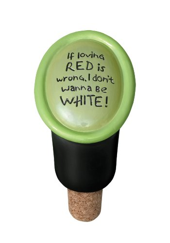 Laid Back Wine Stoppers, Loving Red