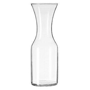 DECANTER 1 LITER/40.5OZ, CS 1/DZ, 08-0101 LIBBEY GLASS, INC. PITCHERS