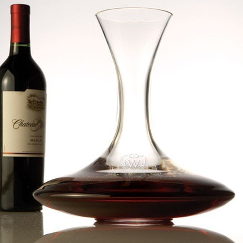 Wisconsin Ships Decanter