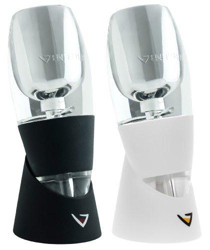 Vinturi Essential Wine Aerators, Red Wine and White Wine, Set of 2